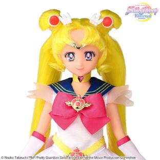 """Pretty Guardian Sailor Moon Eternal The Movie""  StyleDoll Super Sailor Moon"