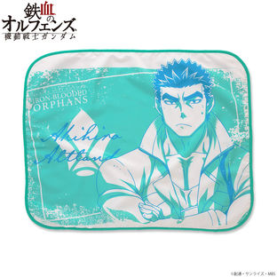 Mobile Suit Gundam: Iron-Blooded Orphans Tricolor-themed Blanket