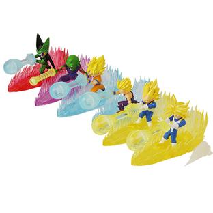 Dragon Ball Super Final Blast Figure Complete set (6pack)