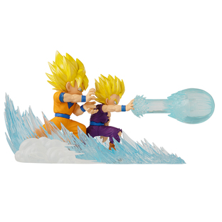 Dragon Ball Super Final Blast Figure Complete set (6pack)