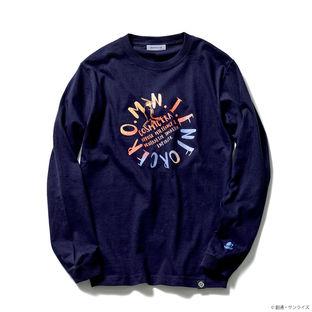 OMNI Enforcer Long-Sleeve T-shirt—Mobile Suit Gundam SEED/STRICT-G Collaboration