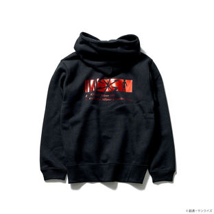 Athrun Zala Hoodie—Mobile Suit Gundam SEED/STRICT-G Collaboration