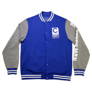 One-Punch Man Varsity Jacket