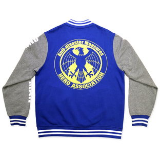 One-Punch Man Varsity Jacket  [July 2021 Delivery]
