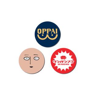 One-Punch Man Face T-Shirt Bundle