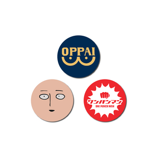 One-Punch Man Face T-Shirt Bundle [Mar 2021 Delivery]