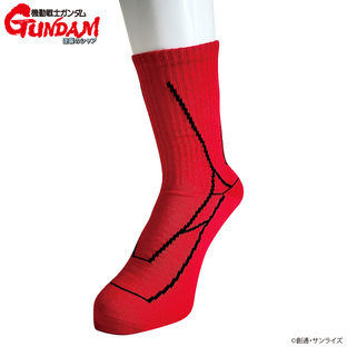 Mobile Suit Gundam Char's Counterattack Mobile Suit Socks