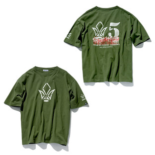 Tekkadan T-shirt—Mobile Suit Gundam IRON-BLOODED ORPHANS/STRICT-G Collaboration