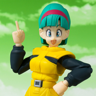 S.H.Figuarts BULMA -Journey to Planet Namek-