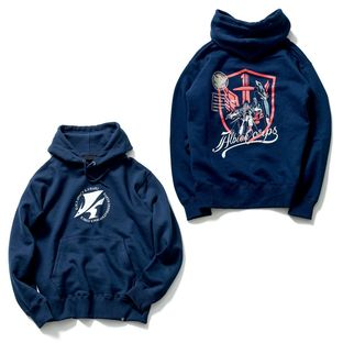 Albion Corps Hoodie—Mobile Suit Gundam 0083: Stardust Memory