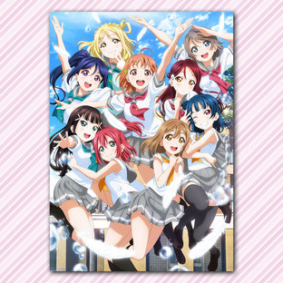 "Love live! Sunshine!! ""smile smile ship Start!"" single with Aqours 5th Anniversary animated PV (with Blu-ray Disc)"