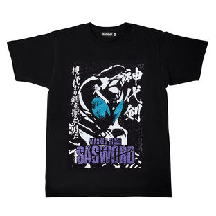 Kamen Rider Kabuto Tsurugi Kamishiro T-shirt [Dec 2021 Delivery]