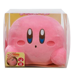 Kirby Plush USB Warmer
