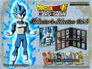 DRAGON BALL SUPER CARD GAME COLLECTOR'S SELECTION Vol.2