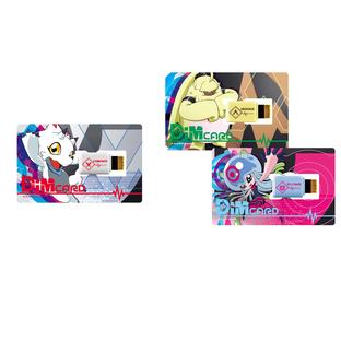 VITAL BRACELET Digital Monster Dim Card V1 and V2 set