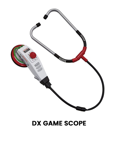 DX GAME SCOPE