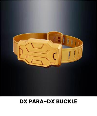 DX PARA-DX BUCKLE