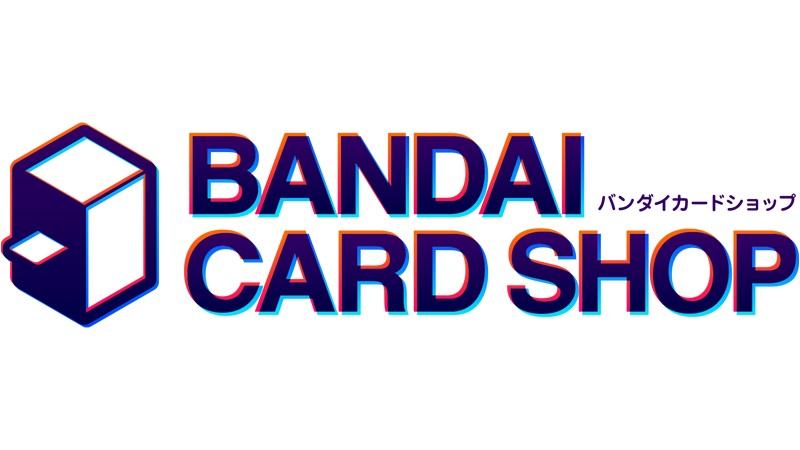 BANDAI CARD SHOP
