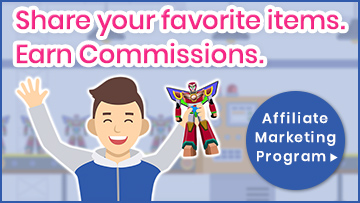 Share your favorite items.  Earn Commissions.