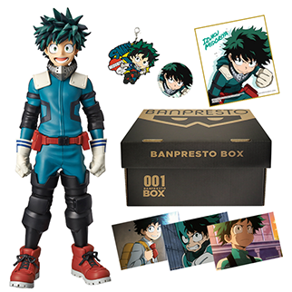 BANPRESTO BOX MY HERO ACADEMIA