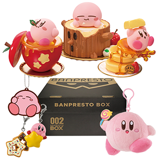 BANPRESTO BOX KIRBY'S DOLCE COLLECTION