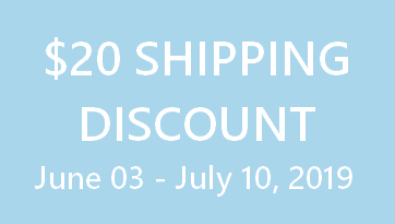 $20 Shipping Discount